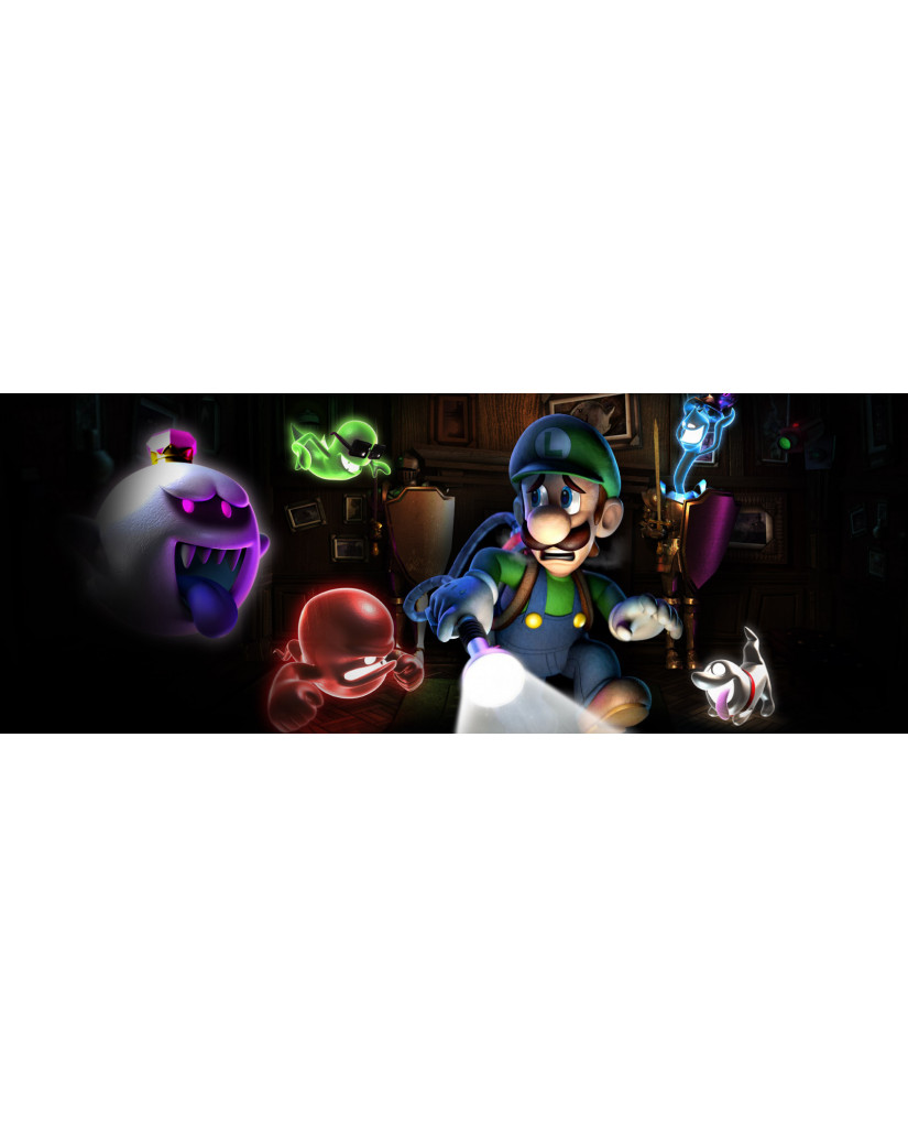 LUIGI'S MANSION 2 SELECTS - 3DS / 2DS GAME