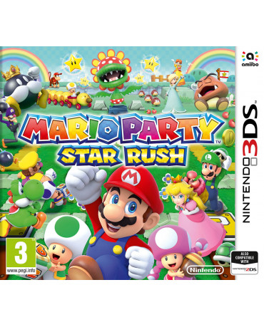 MARIO PARTY: STAR RUSH - 3DS NEW GAME