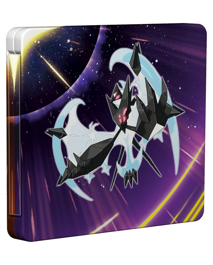 POKEMON ULTRA MOON - STEELBOOK / FAN EDITION - 3DS / 2DS GAME