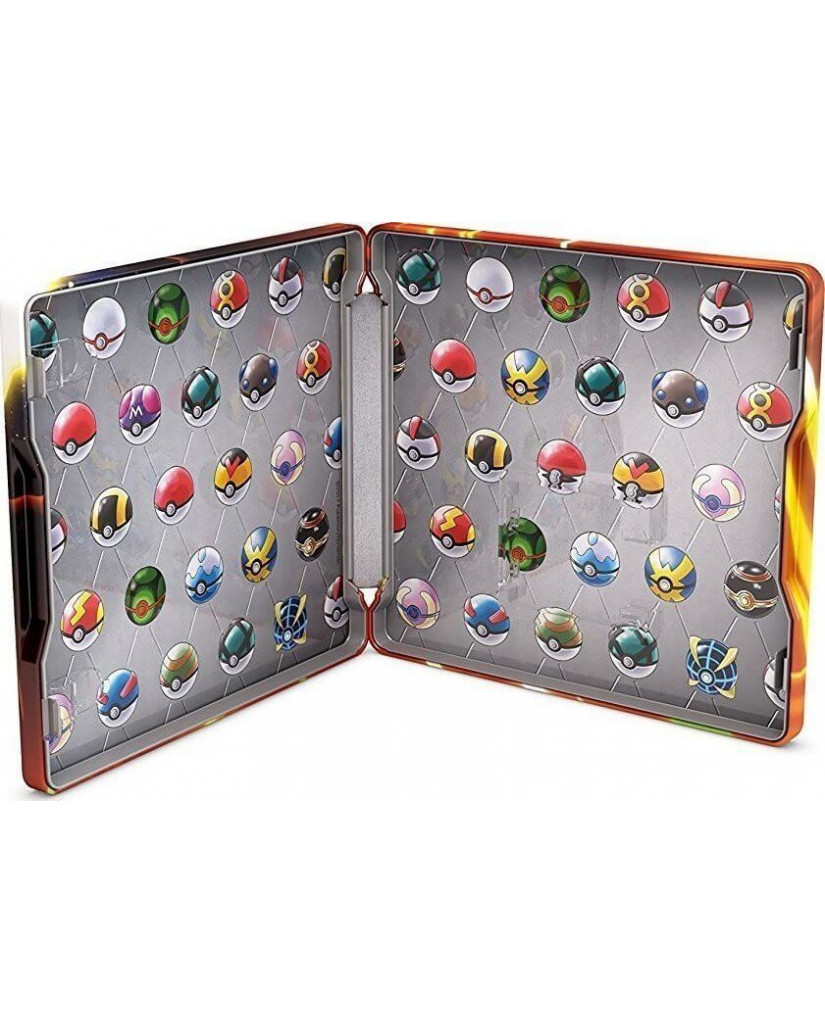 POKEMON ULTRA SUN - STEELBOOK EDITION - 3DS GAME