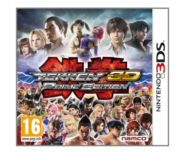 TEKKEN 3D PRIME EDITION - 3DS / 2DS GAME