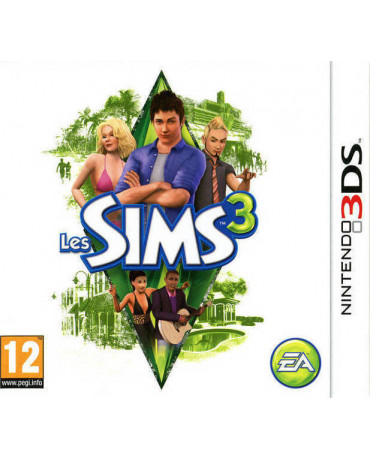 THE SIMS 3 - 3DS / 2DS GAME