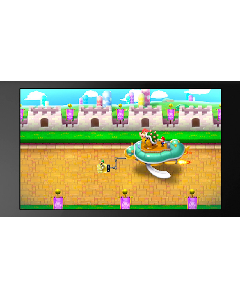 Mario & Luigi: Superstar Saga & Bowser's Minions - 3DS Game