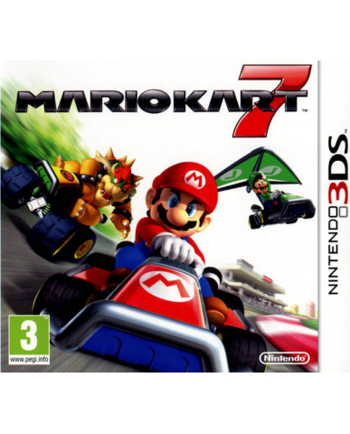 MARIO KART 7 - 3DS / 2DS GAME