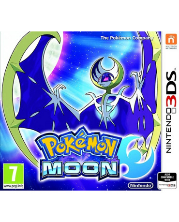 POKEMON MOON - 3DS GAME