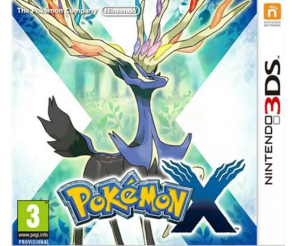 POKEMON X - 3DS GAME