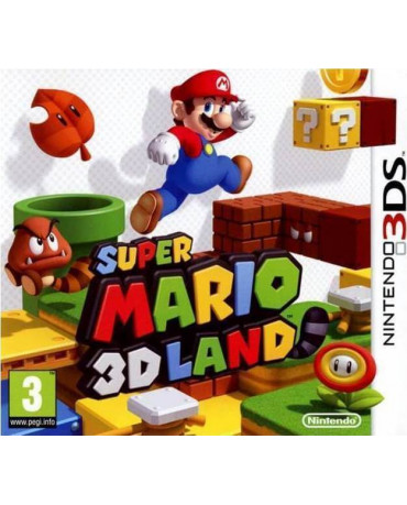 SUPER MARIO 3D LAND - 3DS / 2DS GAME