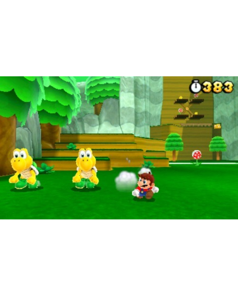 SUPER MARIO 3D LAND - 3DS / 2DS GAME