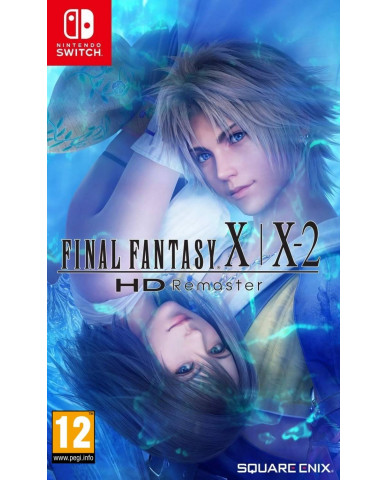 FINAL FANTASY X / X2 HD REMASTER - NINTENDO SWITCH GAME