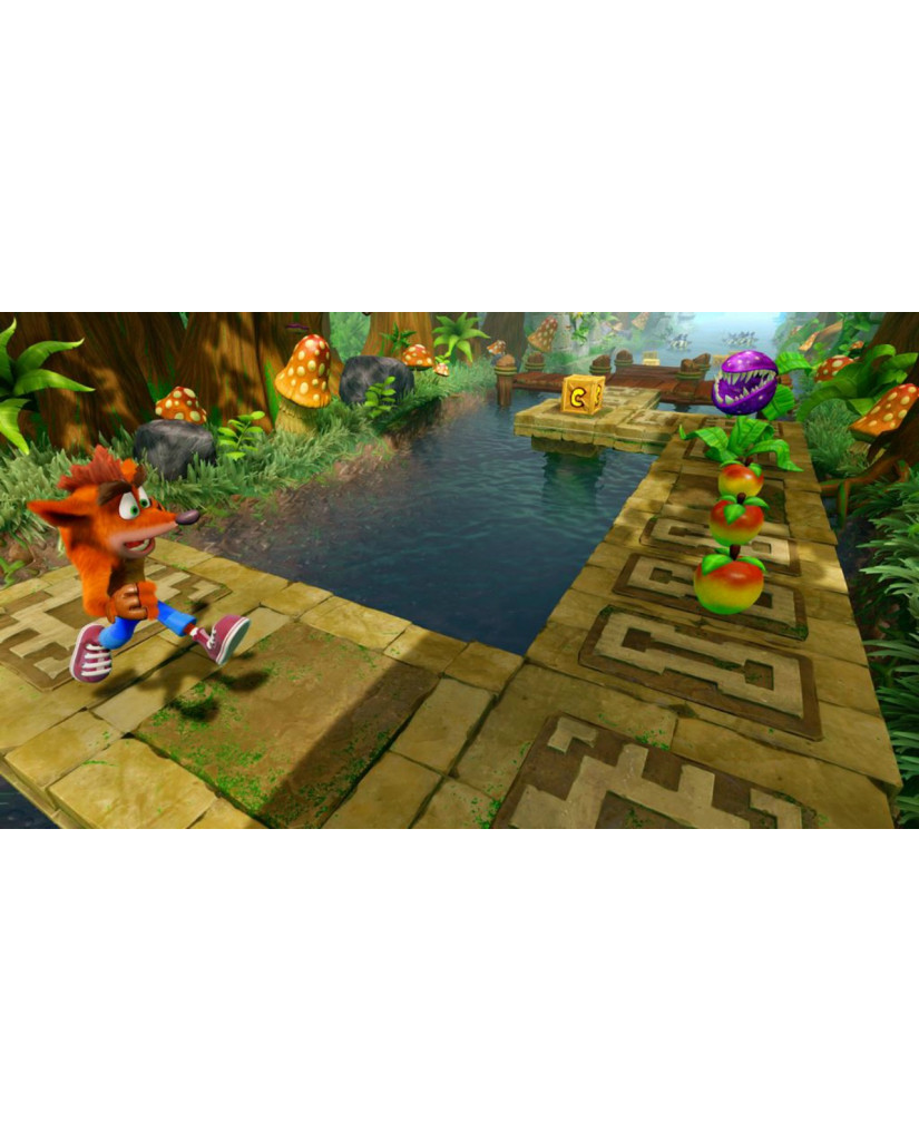 CRASH BANDICOOT N. SANE TRILOGY - NINTENDO SWITCH GAME
