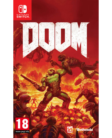 DOOM – NINTENDO SWITCH GAME