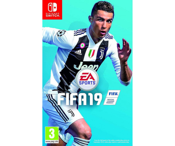 FIFA 19 - NINTENDO SWITCH NEW GAME
