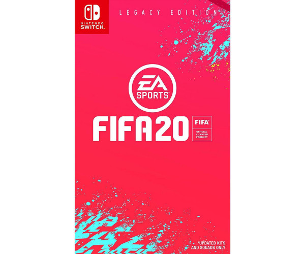 FIFA 20 LEGACY EDITION + ΔΩΡΟ ΑΓΑΛΜΑΤΑΚΙ LIONEL MESSI - NINTENDO SWITCH NEW GAME