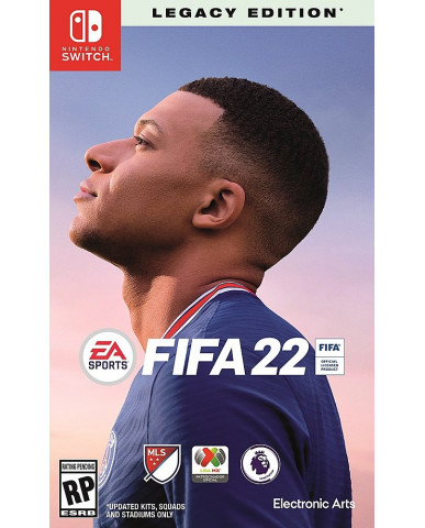 FIFA 22 LEGACY EDITION - SWITCH GAME