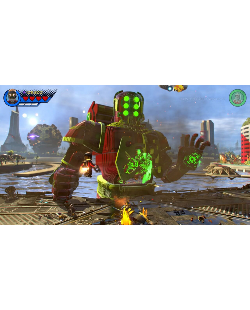 LEGO MARVEL SUPER HEROES 2 - NINTENDO SWITCH GAME