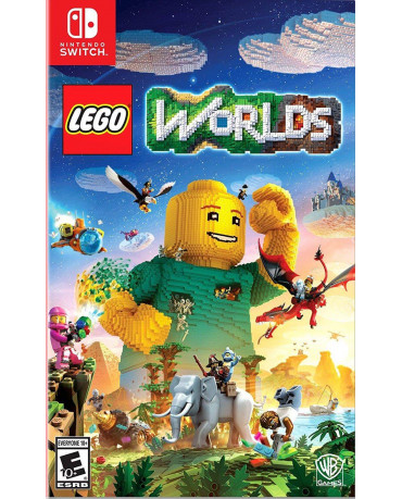 LEGO WORLDS - NINTENDO SWITCH GAME