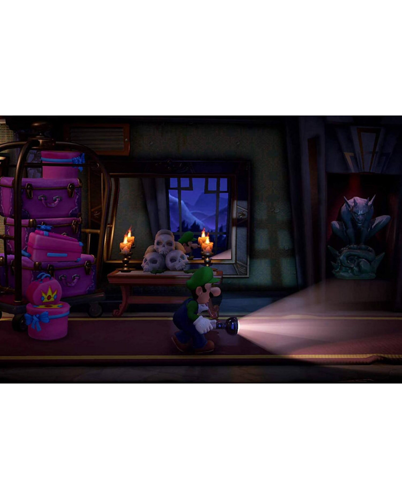 LUIGI'S MANSION 3 - NINTENDO SWITCH NEW GAME