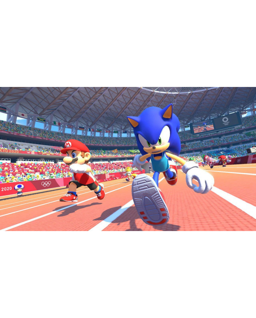 MARIO & SONIC AT THE OLYMPIC GAMES TOKYO 2020 - NINTENDO SWITCH GAME