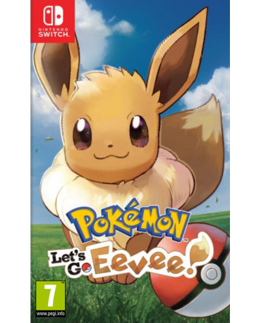POKEMON: LET'S GO EEVEE! - NINTENDO SWITCH GAME