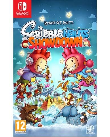 SCRIBBLENAUTS SHOWDOWN – NINTENDO SWITCH GAME