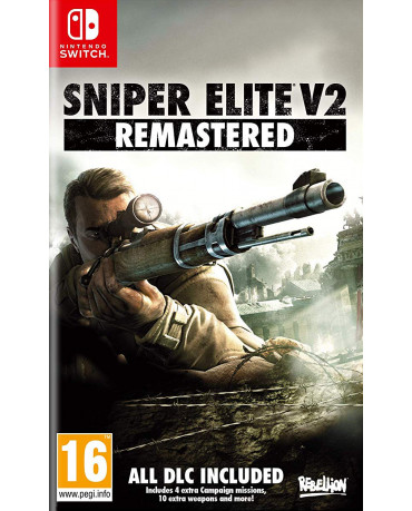 SNIPER ELITE V2 REMASTERED - NINTENDO SWITCH GAME