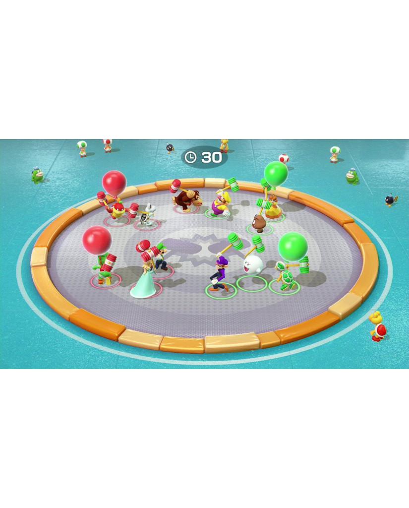 SUPER MARIO PARTY - NINTENDO SWITCH GAME