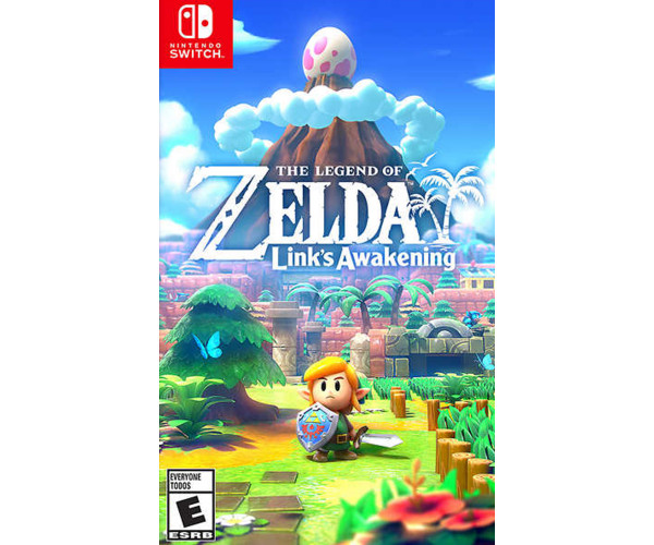 THE LEGEND OF ZELDA LINK'S AWAKENING - NINTENDO SWITCH NEW GAME