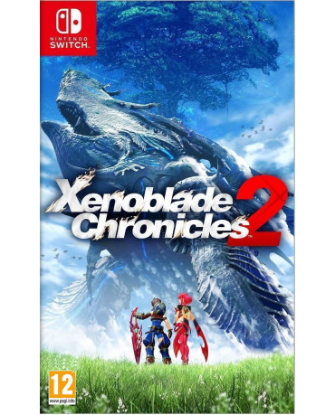 XENOBLADE CHRONICLES 2 - NINTENDO SWITCH GAME