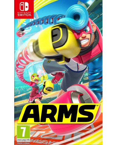 ARMS - NINTENDO SWITCH GAME