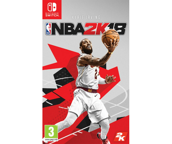 NBA 2K18 - NINTENDO SWITCH GAME