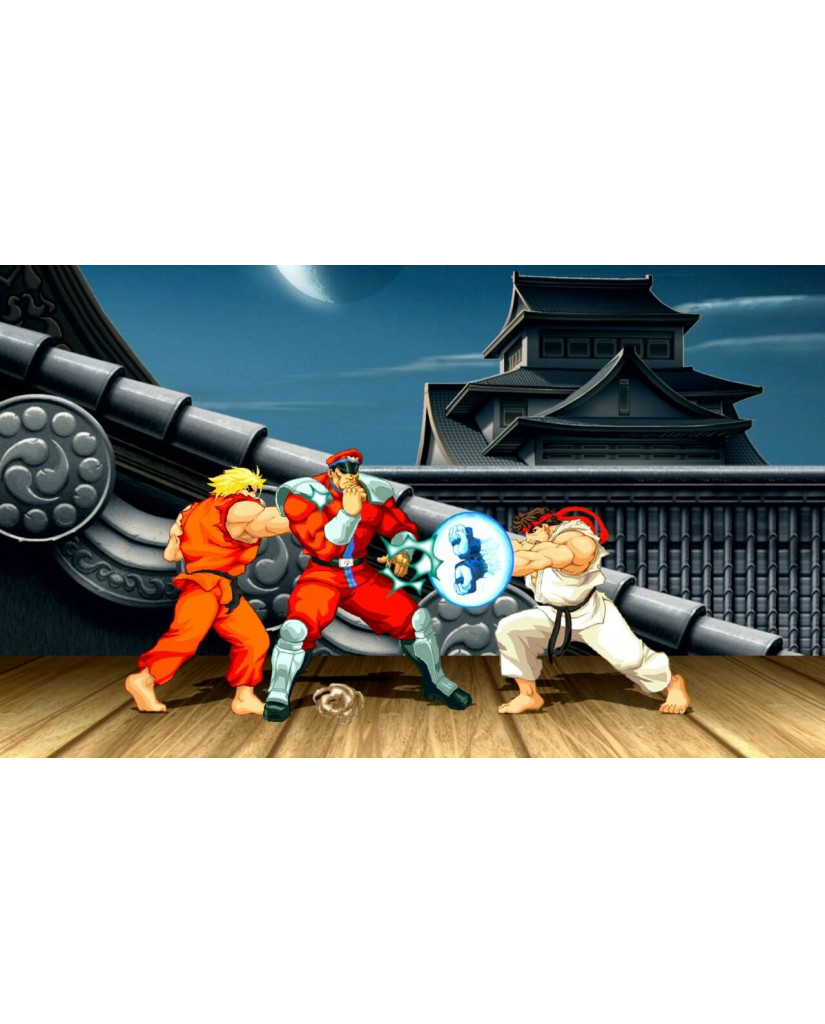 ULTRA STREET FIGHTER II : THE FINAL CHALLENGERS - NINTENDO SWITCH GAME