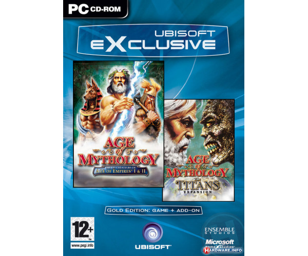AGE OF MYTHOLOGY GOLD EDITION - PC GAME