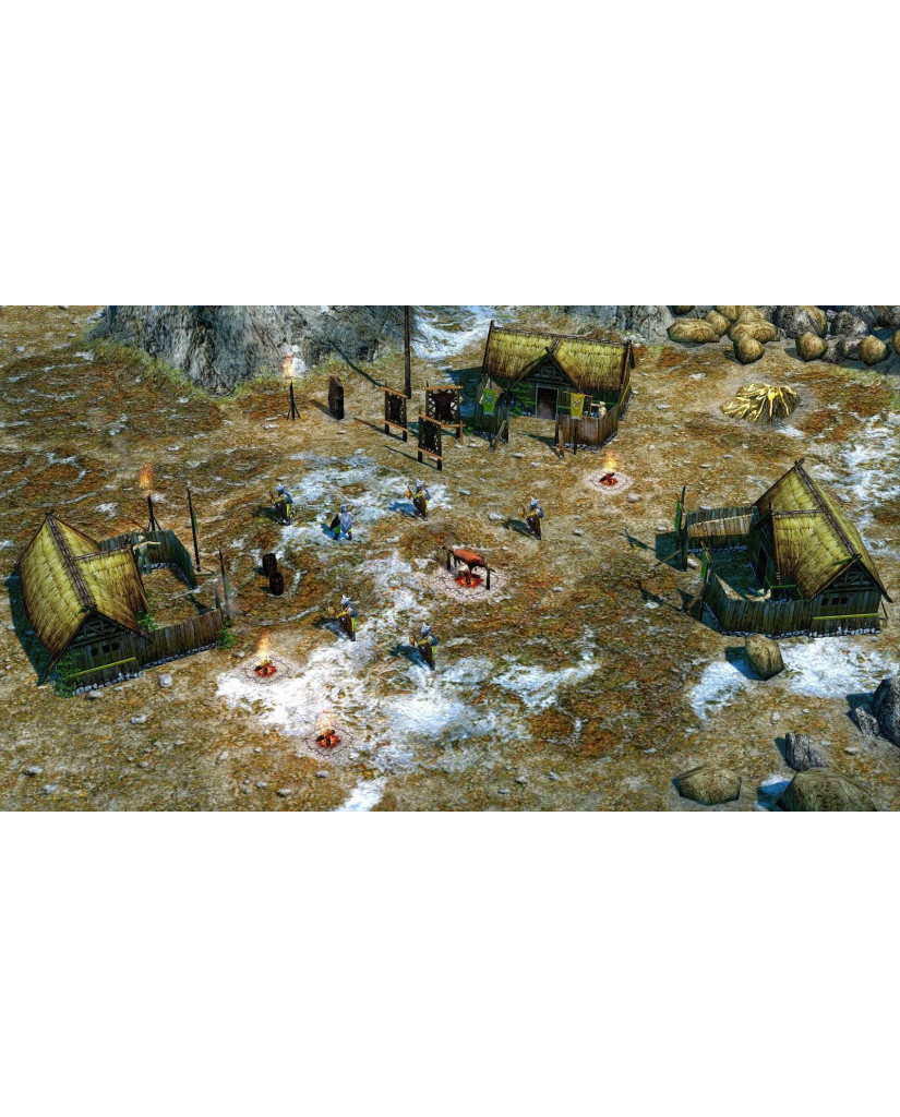 AGE OF MYTHOLOGY GOLD EDITION - PC GAME