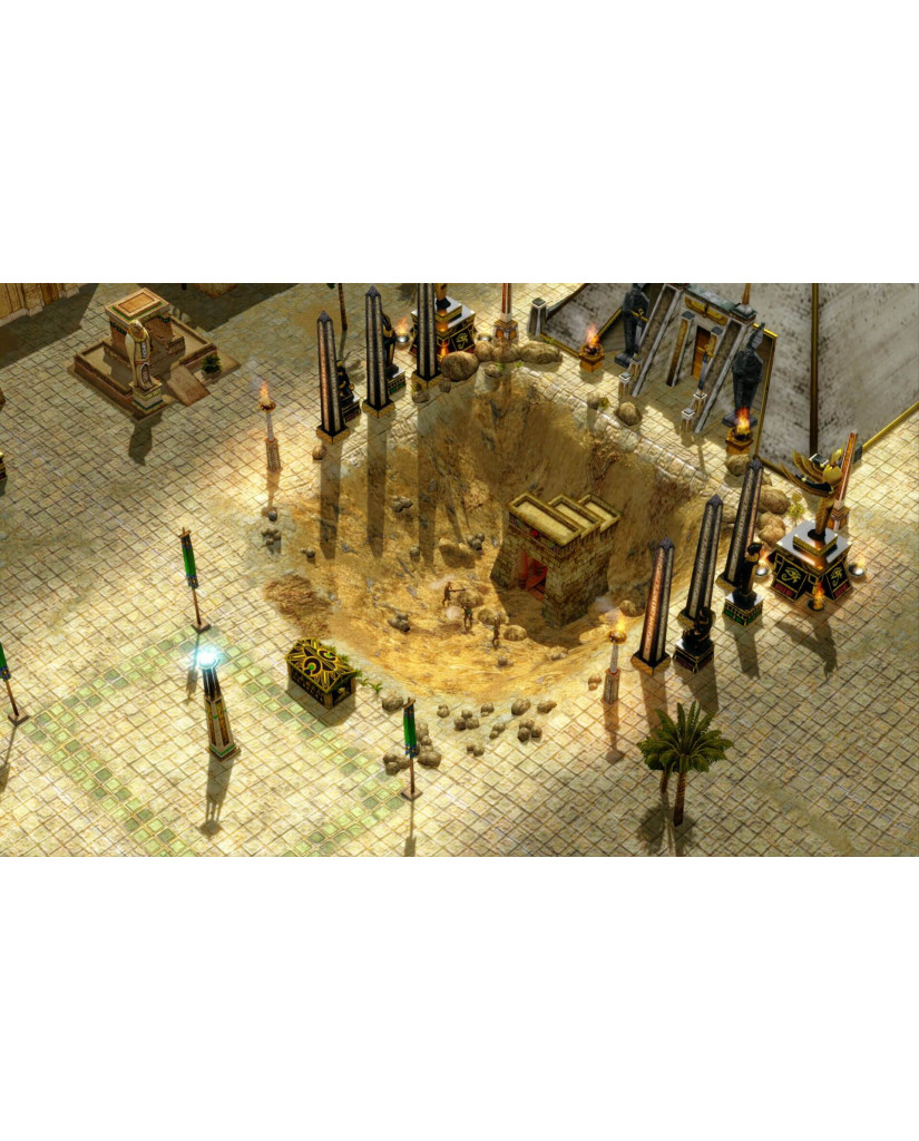 AGE OF MYTHOLOGY - PC GAME