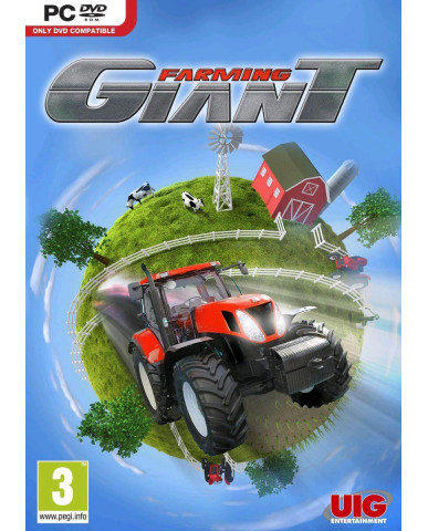 FARMING GIANT - PC GAME