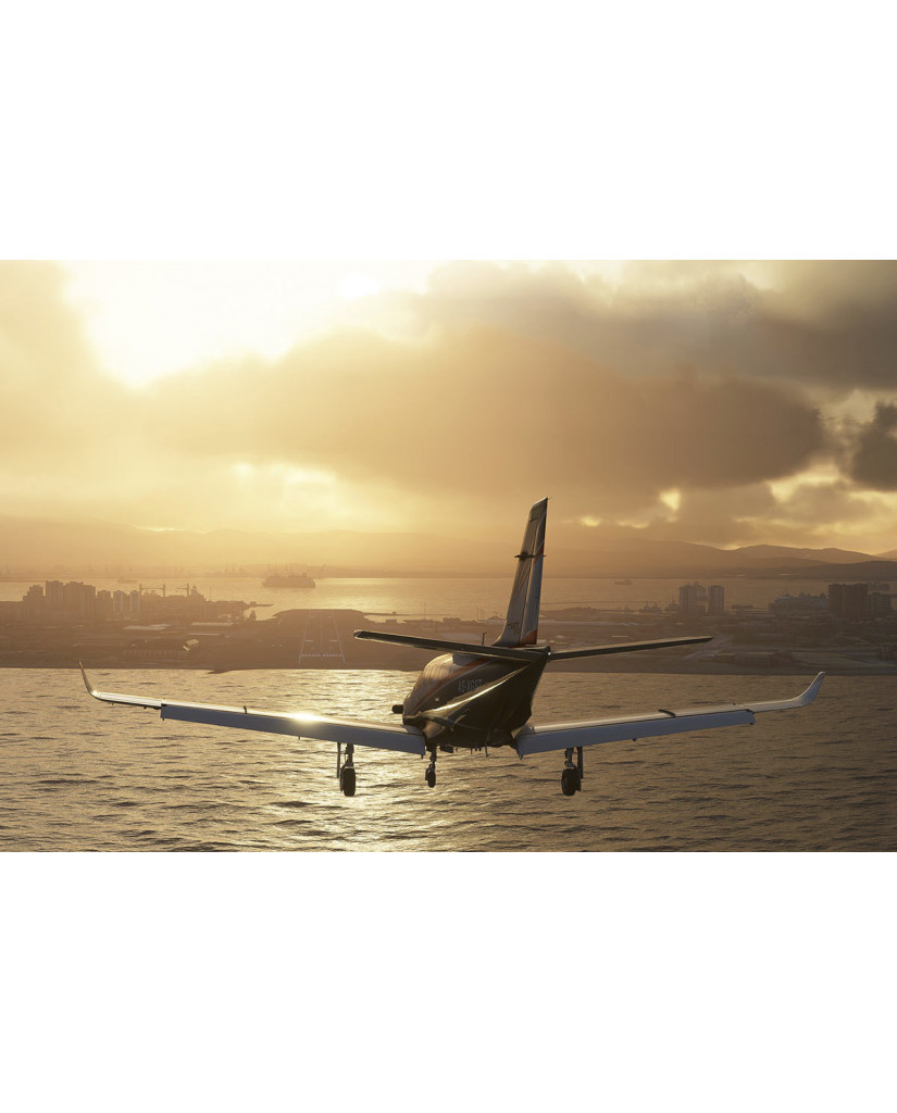 MICROSOFT FLIGHT SIMULATOR 2020 PC GAME