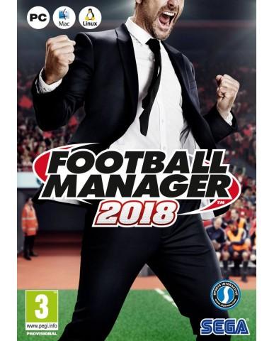 FOOTBALL MANAGER 2018 ΕΛΛΗΝΙΚΟ - PC NEW GAME