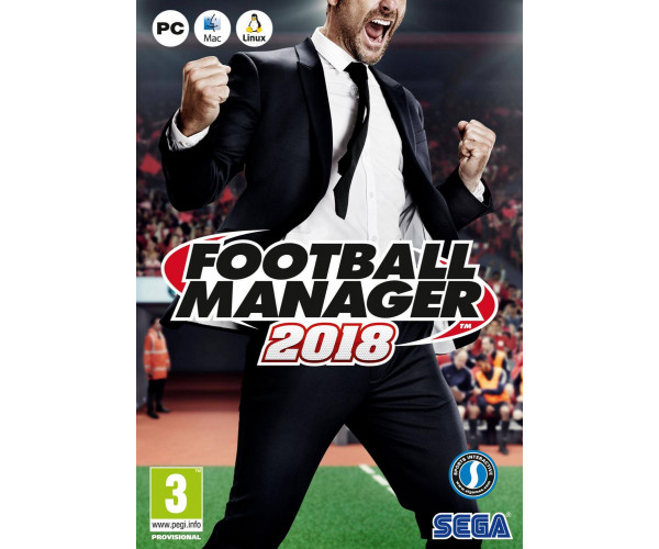 FOOTBALL MANAGER 2018 ΕΛΛΗΝΙΚΟ - PC NEW GAME