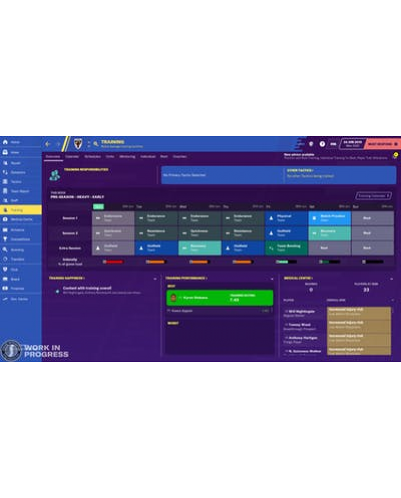 FOOTBALL MANAGER 2020 ΕΛΛΗΝΙΚΟ – PC NEW GAME