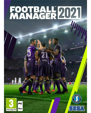 FOOTBALL MANAGER 2021 ΕΛΛΗΝΙΚΟ – PC NEW GAME