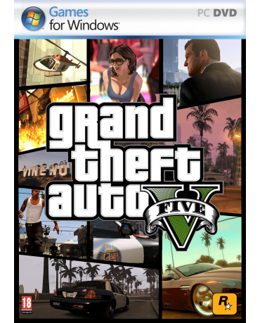 GRAND THEFT AUTO V - PC GAME