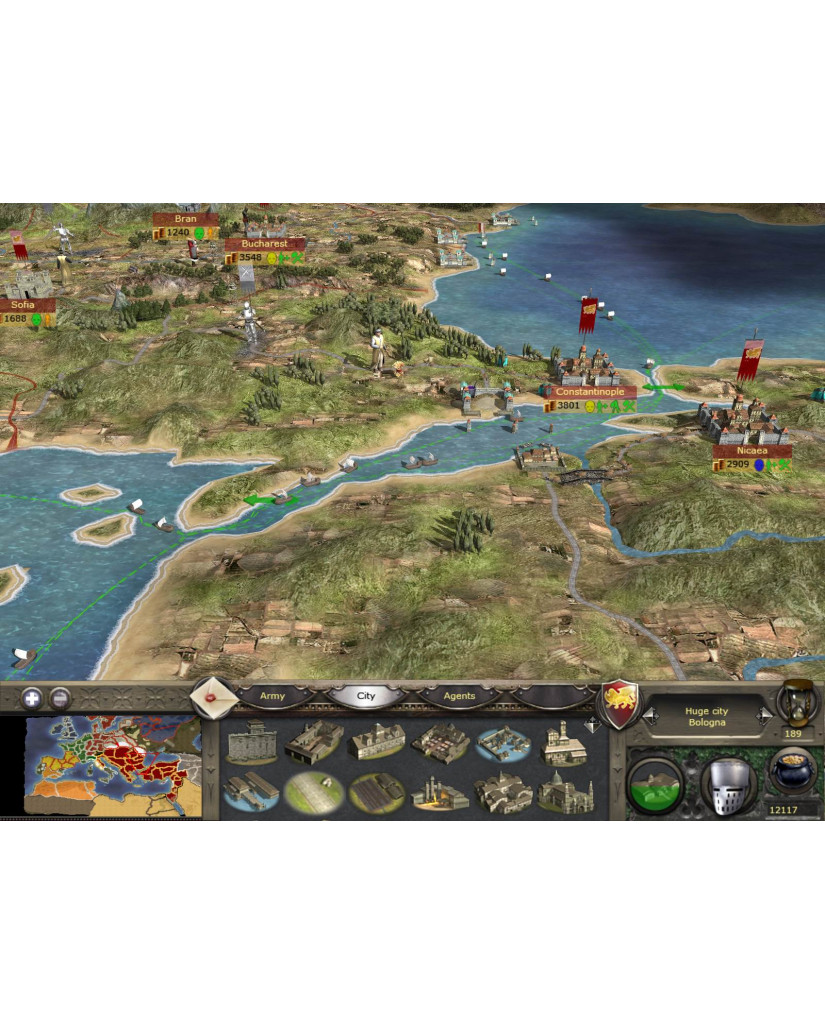 MEDIEVAL II TOTAL WAR THE COMPLETE EDITION – PC GAME