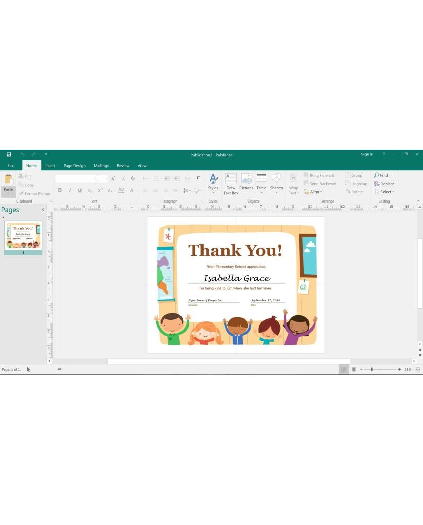 Microsoft Office Professional Plus 2016 - Κλειδί Ενεργοποίησης