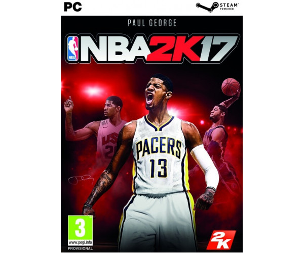 NBA 2K17 - PC GAME