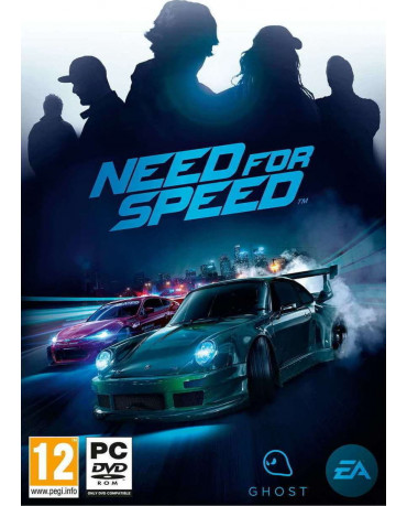 NEED FOR SPEED - PC GAME
