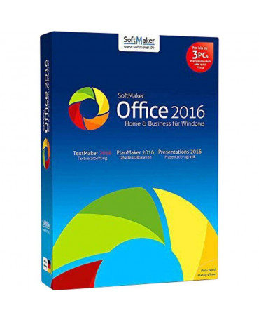 Office 2016 SoftMaker Home & Business για Windows - ENG PCK
