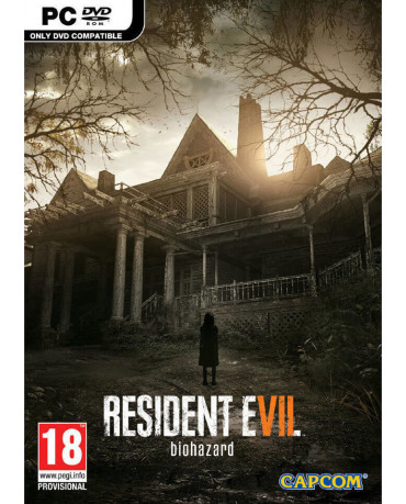 RESIDENT EVIL 7 BIOHAZARD - PC GAME