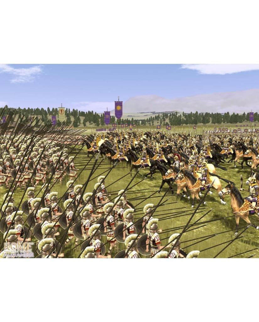 ROME TOTAL WAR ANTHOLOGY – PC GAME
