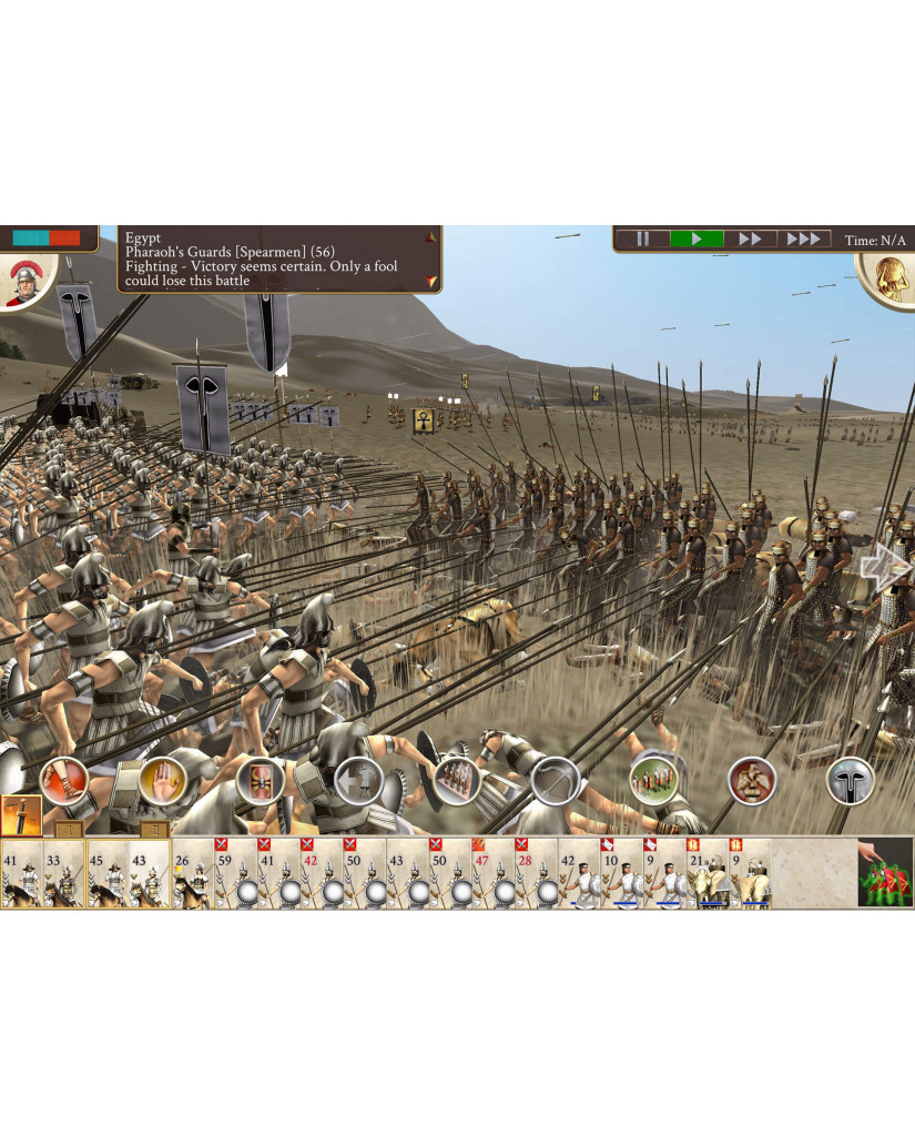 ROME TOTAL WAR BARBARIAN INVASION EXPANSION PACK – PC GAME
