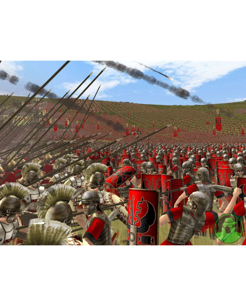 ROME TOTAL WAR GOLD EDITION – PC GAME